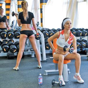 Фитнес-клубы Выксы