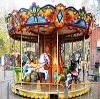 Парки культуры и отдыха в Выксе