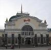 Железнодорожные вокзалы в Выксе