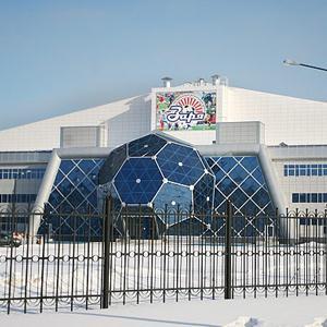 Спортивные комплексы Выксы