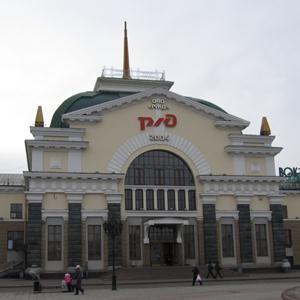 Железнодорожные вокзалы Выксы
